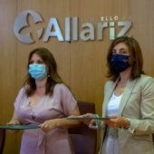 O Concello de Allariz firma un convenio para a protección do Casco Histórico