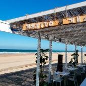 El chiringuito Manito Beach de San Fernando, Cádiz