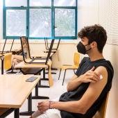 Arranca la vacunación a los estudiantes ERASMUS en la UJI.