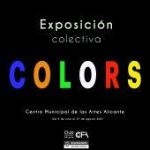 Cartel anunciador de 'Colors'