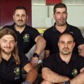El club de tiro olímpico Cangas de Onís campeón de España de Fclass
