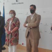 Carmen Olmedo y José Manuel Caballero han presentado el Plan de Empleo para Ciudad Real