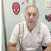 Dr. Alberto M Alcaráz, pediatra