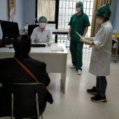 La recuperación de las consultas presenciales ha contribuido al aumento de la presión en los centros de salud