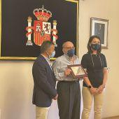 Pablo Mañas, primera persona reconocida por renunciar voluntariamente al carnet de conducir