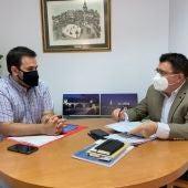 Teo García y Miguel González