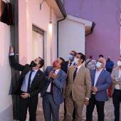 Inauguración de Quhesalia