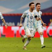 Brasil y Argentina disputarán la final de la Copa América