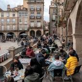 Plaza Maior de Ourense
