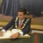 Francisco Cuenca, nuevo alcalde de Granada