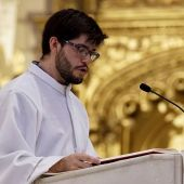 José Juan Vizcaíno, sacerdote