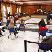 Pleno Municipal Córdoba