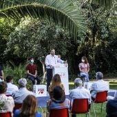 Fernández Vara avanza que se construirán viviendas sociales en Cáceres con los fondos Next Generation