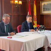 Javier Bravo es el nuevo presidente de la Real Sociedad Deportiva Alcalá
