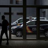 Imagen de la comisaría de Lonzas de A Coruña