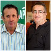 Juan Metidieri e Ignacio Huertas
