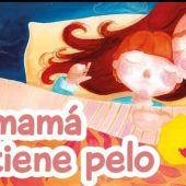 'Mi mamá no tiene pelo', el cuento infantil de la periodista aspense Olga Avellán.