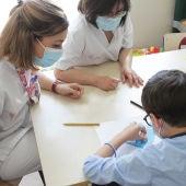 El Hospital del Vinalopó y la Fundación Salud Infantil colaboran para mejorar la atención de los más pequeños de Elche.
