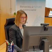 Mari Carmen de España.- Concejala de desarrollo