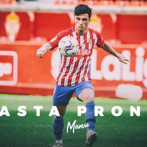 Manu García jugará como ceiddo en el Alavés