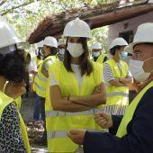 Comienzan las obras que modernizarán el cámping público de Gata y lo adecuarán a la nueva normativa
