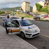 O vehículo de vixilancia integral da Policía Local volve estar operativo