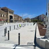 O PP pide que se humanice a praza sobre o parking da Intermodal