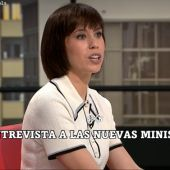 """Diana Morant, ministra de Ciencia, asegura que el presupuesto en Ciencia """"llegará a la media europea en 2022"""""""