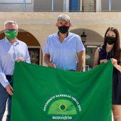 Guardamar del Segura competirá este verano por conseguir la Bandera Verde de Ecovidrio