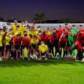 El Real Mallorca se estrena con victoria en pretemporada