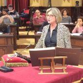 Asunción Pons ha explicado la Proposición No de Ley.