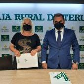 Caja Rural apoya al Banco de Alimentos