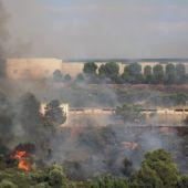 Incendio de La Atalaya