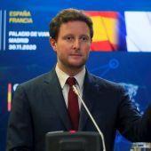 El secretario de Estado del Ministerio de Europa y Asuntos Extranjeros, Clément Beaune.