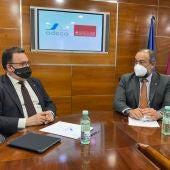 """La UCLM, ADECA y el Ayuntamiento de Albacete podrán en marcha en septiembre la iniciativa """"Gran Desafío. Por una empresa igual"""""""
