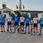 Grupo Ultraciclista Cartagena-Ricardo Fuentes