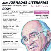 XXII Jornadas Literarias de Villanueva de los Infantes