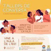 El Institut d'Estudis Eivissencs organiza en agosto sus talleres de conversación en catalán para adultos