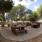La oficina de turismo del paseo vistalegre colaborador del parque natural de La Mata y Torrevieja