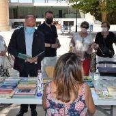 Las Bibliotecas Públicas Municipales ponen en marcha una iniciativa para sacar los libros a las calles