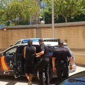 Detenido tras robar dos coches y protagonizar una fuga a más de 200 km por hora