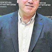 Ángel Pacheco, Pdte Coop Agroalimentarias Extremadura