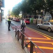 El PP critica el aumento de carriles bici en Elche por entender que eliminan zonas de aparcamiento
