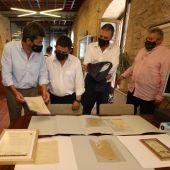 El Palacio Provincial acogerá a partir de octubre una exposición internacional en torno a la figura del autor oriolano