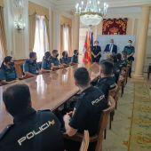 20 integrantes de las Fuerzas y Cuerpos de la Seguridad del Estado en prácticas se incorporan a la provincia de Palencia