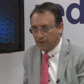 Javier Alberdi, presidente del SIMPA