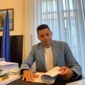 Andrés Díaz - Alcalde de Pontecaldelas