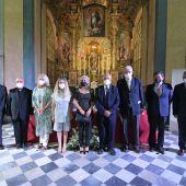 Instantes del encuentro en Cádiz