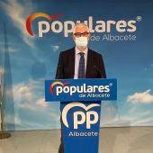 El Partido Popular de Albacete insiste en la necesidad de bajar impuestos a los autónomos y al pequeño comercio