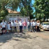 Presentación de la primera edición del Rallymix en Ribadumia